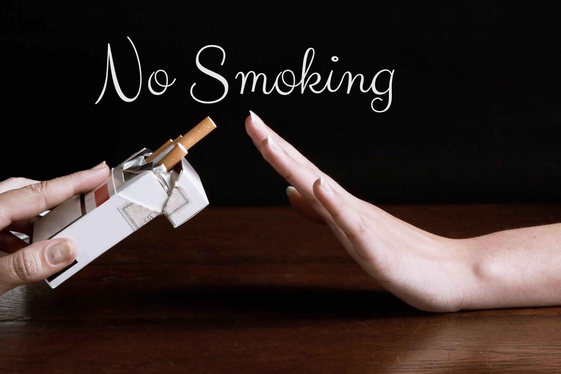 No Smoking Wallpaper
