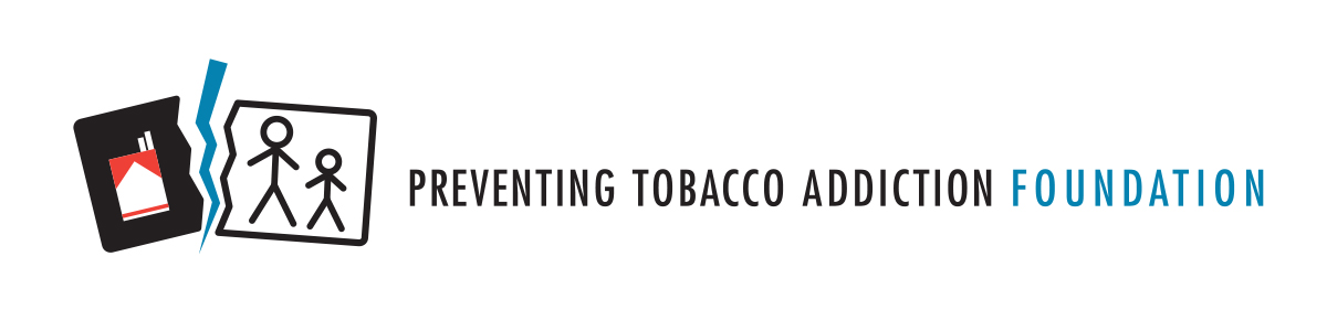 Preventing Tobacco Addiction Foundation Logo