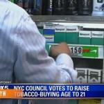 NYC-Passes-Bill-to-Raise-Smoking-Age-to
