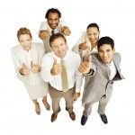 business-people-thumbs-up