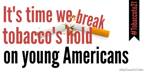 raising the smoking age to 21 essay A discussion of the pros and cons of raising the legal age for smoking in the us from 18 to 21.