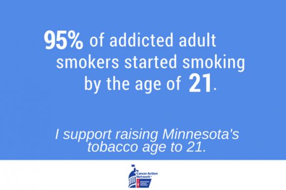 Raise Legal Smoking Age to 21, U.S. Expert Panel Says photo
